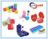 Multicolors e caixas médicas plásticas semanais das caixas do comprimido das formas diferentes