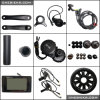 2015hot! 8fun Bafang BBS02 48V 750W Electric Bicycle MID Drive Motor Kit