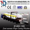 China, Mejor Fabricación de Papel Varía de corte de la máquina