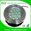 Iluminación impermeable al aire libre inoxidable subacuática del acero 24V W/Ww/R/G/B/Y/RGB3in1 de la luz 36W 316# de IP68 LED