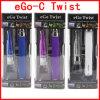 EGO Twist E-Cigarette, CE4 Atomizer Ecigarettes/E Cigarette를 가진 EGO C Twist Blister