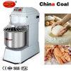 Máquina espiral elétrica automática pequena do misturador de massa de pão do pão da velocidade dobro