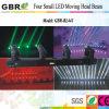 4 작은 LED 이동하는 맨 위 광속 빛 (GBR-BL441)