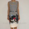 Femmes Fashion Skirts avec The Belt, Ladies Dress