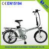 전기 자전거를 접히는 Shuangye 재력 Litnium 건전지