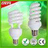 Lâmpada 100% da poupança da energia do preço de fábrica CFL do Tri-Fósforo