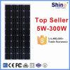 Monocrystalline панель солнечных батарей 150W для солнечной домашней системы