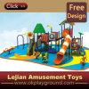 Equipamento fantástico do campo de jogos da escola do divertimento das crianças
