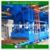 Plate en acier Pretreatment Line pour Ship Yard et Steel Bridge Construction