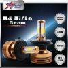 Phare latéral de l'ÉPI superbes DEL de H4 H13 4 lumineux pour la moto 9004 de véhicule 9007 phares de faisceau duel