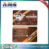 13.56MHz cartão de microplaqueta plástico do Hf RFID MIFARE para a aptidão da ginástica