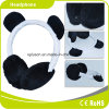 Auricular 2016 de las lanas de la panda del niño con buena calidad