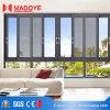 Ultima finestra della Camera di blocco per grafici del metallo nel profilo di alluminio a Foshan