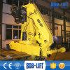 중국 공장 도매가 12 톤 유압 접히는 붐 이동할 수 있는 트럭 기중기