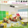 Montessoriの学校のための安い子供の家具の手塗りの子供の表そして椅子