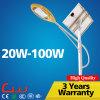 Solarim freienStraßenbeleuchtung des 6m Lampen-Pfosten-30W LED