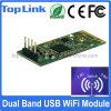 modulo senza fili incastonato a due bande della rete del USB WiFi di 11AC 433Mbps 2.4G/5.8g