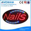 Hidly ovaladas uñas electrónico SEÑAL LED