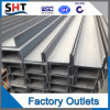 AISI304 het Kanaal van het roestvrij staal met Uitstekende kwaliteit