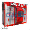 Zahnstangentrieb-Typ Aufbau-Hebevorrichtung-Aufzug-Höhenruder