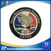 Correção de programa gravada logotipo personalizada militar do PVC com preço de fábrica