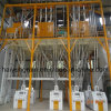 150tons del progetto del carceriere della macchina del mulino da grano del mais