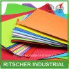Manila-Papier-Faltblatt-Papierarchiv-Deckel-Portefeuille-Pappteiler
