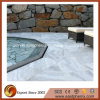 /Black/Grey/Brown/Beigeの表面の磨かれた白い大理石のフロアーリングかプールのタイル