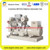 Cummins 6BTA5.9-GM100의 80kw/100kVA Marine Main Generator