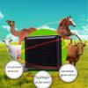 Водонепроницаемый животные солнечной системы GPS Tracker с GPS+фунта+Agps+WiFi V26