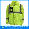 Chaqueta de trabajo del abrigo esquimal de la seguridad reflexiva del Vis de la venta al por mayor los 3m de China hola