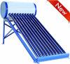 No compacto de acero inoxidable galvanizado presurizado colector solar de tubo de vacío de agua caliente Energía Solar el Sistema de calefacción Geiser calentador de agua solar de baja presión