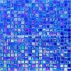 De Blauwe Tegel van het Mozaïek van het glas voor Zwembad, het Decoratieve Materiaal van het KUUROORD