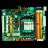 Горячий порт LAN материнской платы C68 2PCI+Pcie16+2*Ddrii +2*Ddriii+VGA +100m сезона