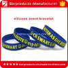 Charm Personalized Logosilicone Event Wrist Bands