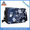 Butterfly iPad Sling Crossbody Doucument Satchel Shoulder Messenger Bag