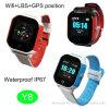 1.30 IPS '' GPS van de Jonge geitjes van het Scherm Horloge met IP67 Waterdichte Y8
