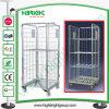 Проволочной сетке Nestable контейнер для тяжелого режима работы