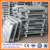 Wire Mesh Container/Storage Cage/Foldable Mesh Box Pallet