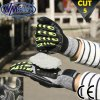 Nmsafety Cut и Impact - упорное Hand Work Protection Glove