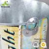 Position personnalisée en métal d'impression de 5 quarts pour la réfrigération de bière