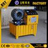 China Excelente qualidade de plástico de 2 Pressione Hydrauilc Máquina de crimpagem da mangueira