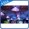 Forme gonflable de nuage de ballon d'hélium de nuage d'air pour l'événement