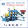 Machine de effectuer de brique Qty4-25 hydraulique