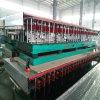Fibra de vidrio (FRP) pasarelas de techo de la máquina de malla de rejilla DE GRP EQUIPOS