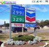 Gaspreis-Bildschirmanzeige \ im Freien Gaspreis-Zeichen des LED-Gaspreis-Bildschirmanzeige-Wechsler-\ LED Digital