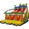 Цветастые раздувные игрушки сползают для парка атракционов