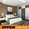 Laca 2016 de Oppein y guardarropa blancos modernos del contraste del color del grano de madera (YG16-L03)