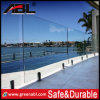 Spigot de vidro C11 dos trilhos de Frameless do aço inoxidável
