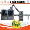 Automatische het Vullen van de Olie van de Bottelmachine van de Roterende Zuiger Machines